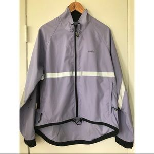 Running room reflective jacket